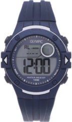 Olympic OL45HKR007 Horloge HIKING Horloge Blauw 42 mm