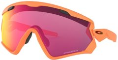 Oakley Wind Jacket 2.0 Sonnenbrille - Orange
