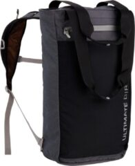 Zwarte Ultimate Direction Commuter Tote Rugzak Black