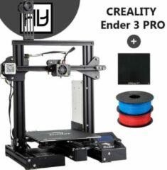 Zwarte Creality 3D Creality Ender 3 PRO PLUS AlphaHouse Starters Pakket edition