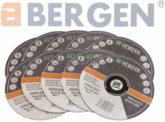 US.PRO Tools by Bergen Doorslijpschijven 230 x 2,0 x 22,2 mm 25 stuks