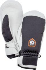 Hestra - Women's Moje CZone Mitt - Handschoenen maat 9 grijs/zwart