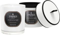 Witte Parks London - AROMATHERAPY - Tobacco & Leather - 220g
