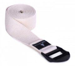 Yogagurt Yogibelt® Basic - Pb 210cm - White Yogistar white