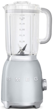 Afbeelding van Zilveren Smeg BLF01SVEU Blender voor op aanrecht 1.5l 800W Zilver blender