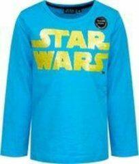 Star Wars - Longsleeve - Blauw - 10 jaar - 140 cm