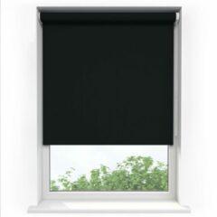 Sunsta Rolgordijn Verduisterend Zwart - 60 x 190 cm - Inkortbaar