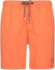 Shiwi Men Swimshort Solid Mike - oranje - xxl