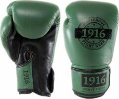 1916 Fight Gear Bokshandschoen Glory Groen