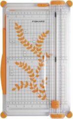 Merkloos / Sans marque Papiersnijder met uitschuifbare liniaal groot
