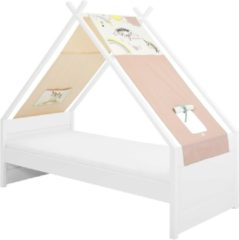 Witte Lifetime Kidsroom Cool Kids tipibed - Unicorn