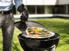 Zilveren Outdoorchef Chelsea 420 G Gasbarbecue - Tripod - Zwart