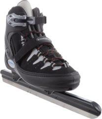Zwarte Zandstra Ving Fast Comfort - Norenschaats - Maat 38