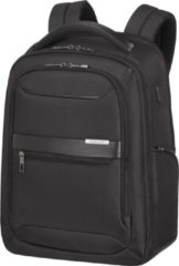 Zwarte Samsonite Laptoprugzak - Vectura Evo Laptop Backpack 14.1 inch Black