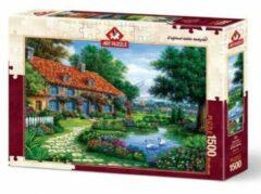 Art Puzzle The Garden Puzzel 1500 stukjes