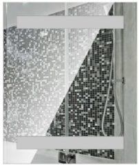 HOMCOM LED Spiegelschrank Badspiegel LED Lichtspiegel Badezimmerspiegel Spiegel Hängeschrank Beleuchtung Licht Badschrank
