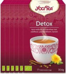 Yogi Tea Detox Voordeelverpakking