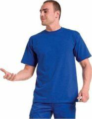 Logostar Blauw grote maten t-shirt 4XL