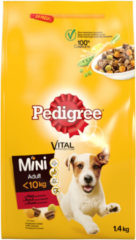 Pedigree Adult Mini Menu Rund - Hondenvoer - 1.4 kg - Hondenvoer