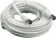Q-Link - Q-Link Coax Kabel 10 m - 30 Dagen Niet Goed Geld Terug