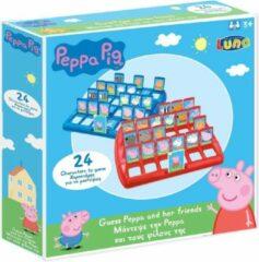 Luna Kinderspel Peppa Pig Junior Rood/blauw