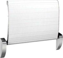 Witte Dan Dryer A/S Dan Dryer opklapbare verschoontafel met gordel voor muurbevestiging