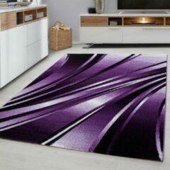 Ayyildiz Parma Design Vloerkleed Paars Laagpolig - 160x230 CM