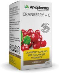 Arkocaps Cranberry + C - 45 Capsules - Vitaminen
