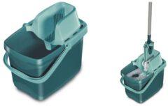 Leifheit Combi Clean Vloerwisser M - 33 cm - Compleet Systeem
