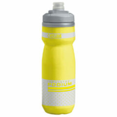 Gele CamelBak Podium Chill Drinkfles 620 ml Reflective Yellow