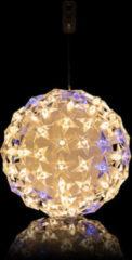 Lumesso LED-Leuchtball mit Sternen