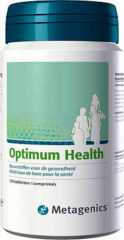 Optimum health van Metagenics : 120 tabletten