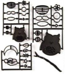 Zwarte PatchworkCutter Patchwork Cutter Owl