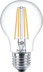 Philips LED-lamp Energielabel A++ (A++ - E) E27 Peer 7 W = 60 W Warmwit (Ã x l) 60 mm x 104 mm 1 stuk(s)