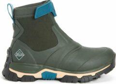 Muck Boot - Apex Zip - Moss/Beige - Dames - 38