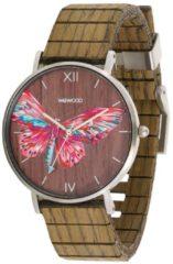 Damen-Uhr Aurora Tropical Nut WeWood mehrfarbig