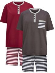 Shorties Gregory rot/grau