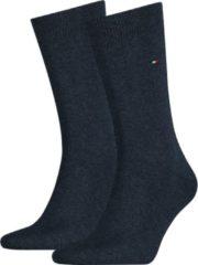 Tommy Hilfiger Dames Sokken Th Men Sock Classic - Blauw - Maat 43-46