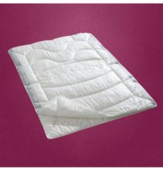 4-Jahreszeiten-Decke KlimaTech Bettwaren-Shop weiß