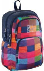 All Out Rucksack Kilkenny Sunshine Check All Out sunshine check
