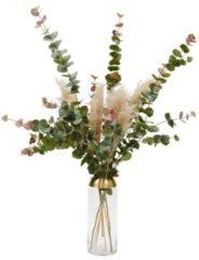 Transparante Riviera Maison Est 1948 No1 Floral Vase