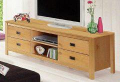 Lowboard, Home affaire, Breite 140 cm, Belastbarkeit bis 45 kg