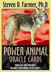 Hay House Inc Power Animal Oracle Cards