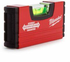 Rode Milwaukee 4932459100 Minibox Waterpas - 100mm