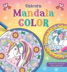 Deltas Unicorn Mandala Color