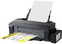 Epson ET-14000 Kleur 5760 x 1440DPI A3+ Zwart inkjetprinter