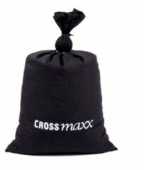 Zwarte Lifemaxx Crossmaxx BigBoy Sandbag - Zandzak - XL - max. 115 kg
