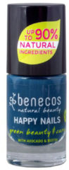 Benecos Nordic Blue Happy Nails Nagellak 5 ml