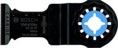 Hardmetaal Invalzaagblad Bosch Accessories AIZ 20 AT 2609256C65 Geschikt voor merk Fein, Makita, Bosch, Milwaukee, Metabo 1 stuks