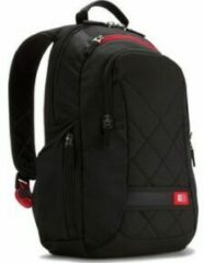 Case Logic DLBP-114 laptoprugzak zwart/rood 14,1